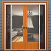 door screens door